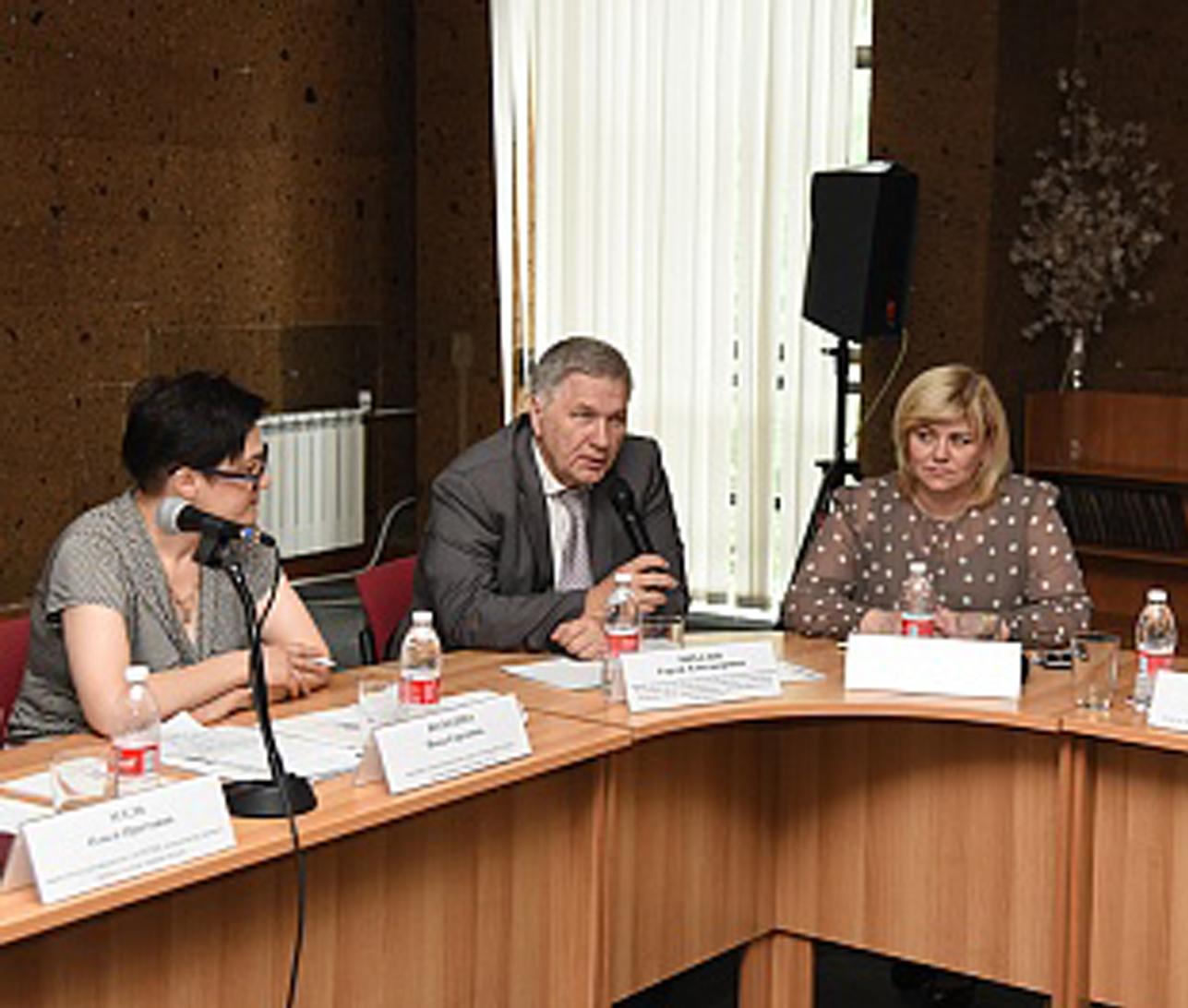 Круглый стол «Перспективы развития сопровождаемого проживания и трудоустройства людей с ментальными нарушениями в Ростовской области»
