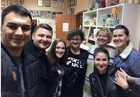 Семинары и тренинги с участием экспертов Всероссийских молодежных форумов ВОГ прошли в Ростове-на-Дону