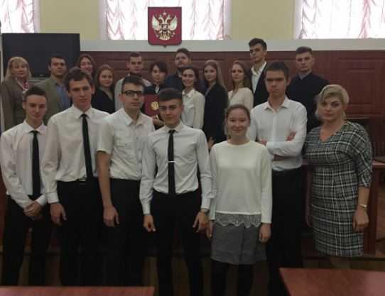Обучающиеся ГКОУ РО «Ростовская санаторная школа-интернат № 28» приняли участие в Форуме цивилистов