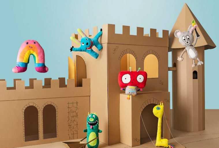 Благотворительная акция в ИКЕА: добрые игрушки – для нужных дел