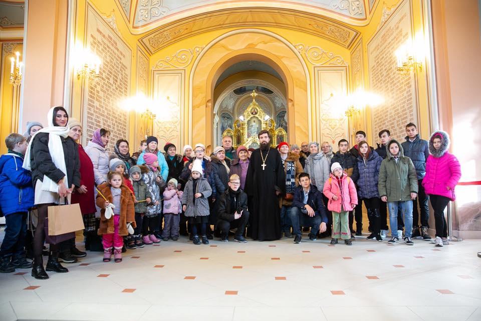 Экскурсия в Кафедральный собор Рождества Пресвятой Богородицы в г. Ростове-на-Дону