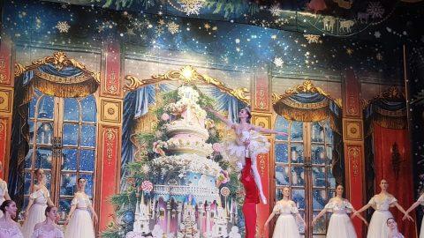 «Щелкунчик» на сцене Ростовского колледж искусств – особым детям