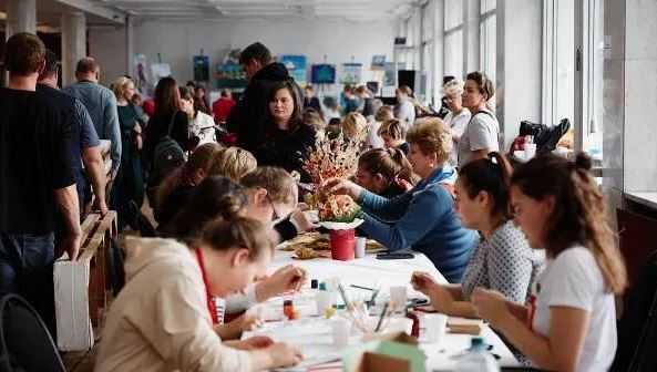 Инклюзивный «Арт-фестиваль» для подростков с ограниченными возможностями здоровья в Москве
