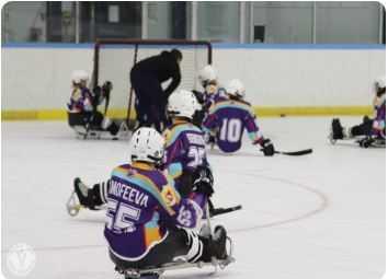 Объявлен конкурс «Хоккей без барьеров»