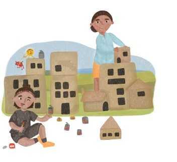 Международный книжный проект для детей