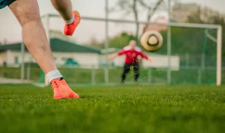 В России создали «умный» мяч для незрячих футболистов